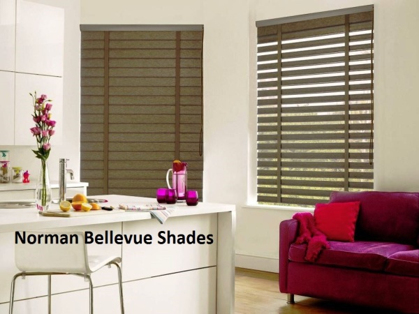 Norman Bellevue Shades