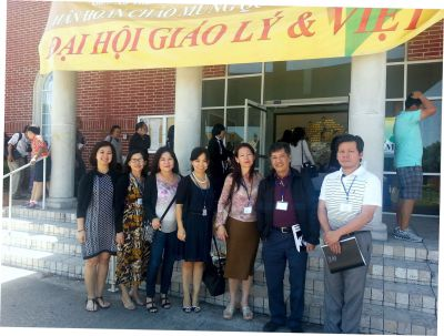 CATECHISM & VIETNAMESE TEACHERS