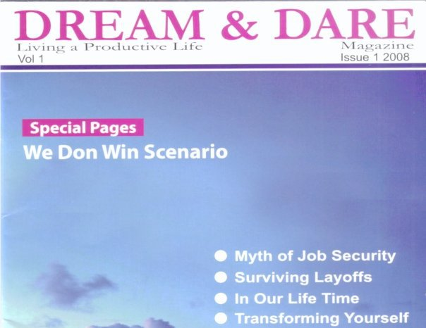 Dream & Dare Magazine