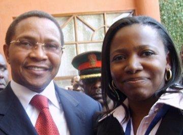 HE J.M Kikwete; Dr Beeka