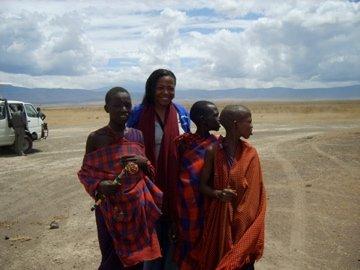 Ngorongoro Conservation Area, Arusha