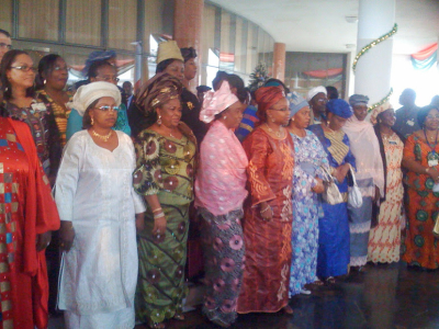 HE Turai Yar'Adua/ECOWAS 1st Ladies Summit