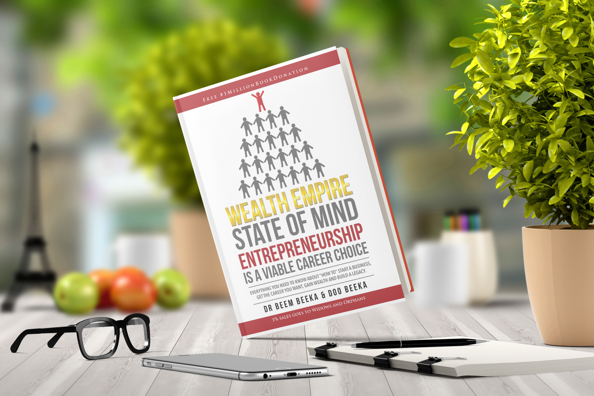 Wealth Empire State of Mind: Entrepreneurship is a Viable Career Choice