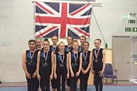 Team Gymnastics Mansfield