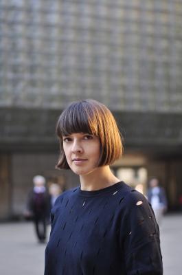 Interview with Artist Alicja Rogalska