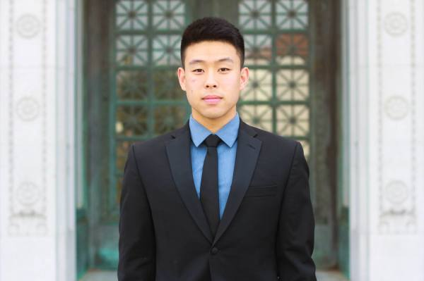 Sean Liu: Community Service Committee Chair
