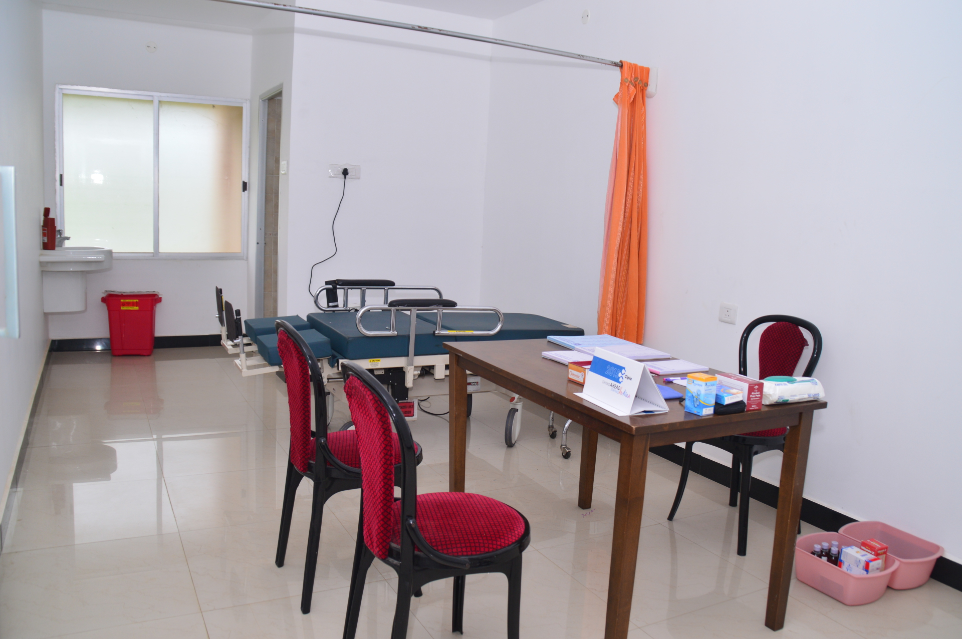 Review Room