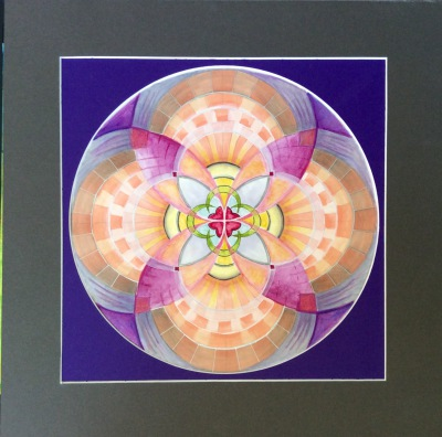 Violet Meditations