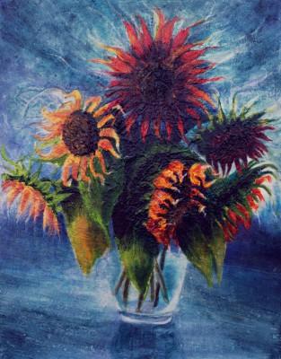 Burghdorf Sunflowers