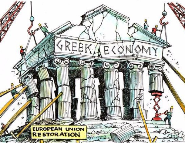 Greece's Failed Austerity Economics