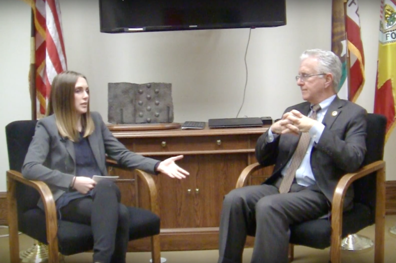 Clara Varner's Interview with LA City Councilman, Paul Krekorian