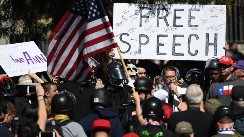 The Paradox of Campus Free Speech