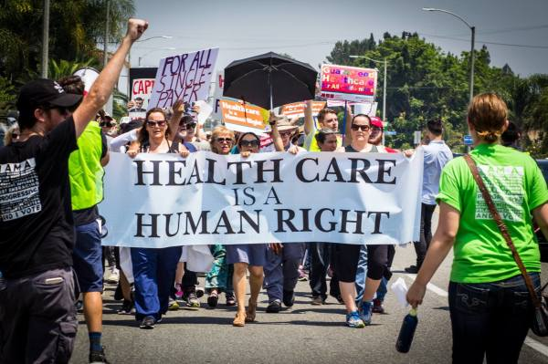 You Want the Progressive Vote? Support For Single Payer Is No Longer Optional