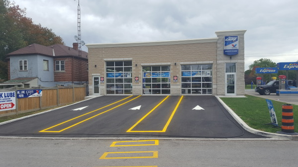 Commercial & Industrial Paving