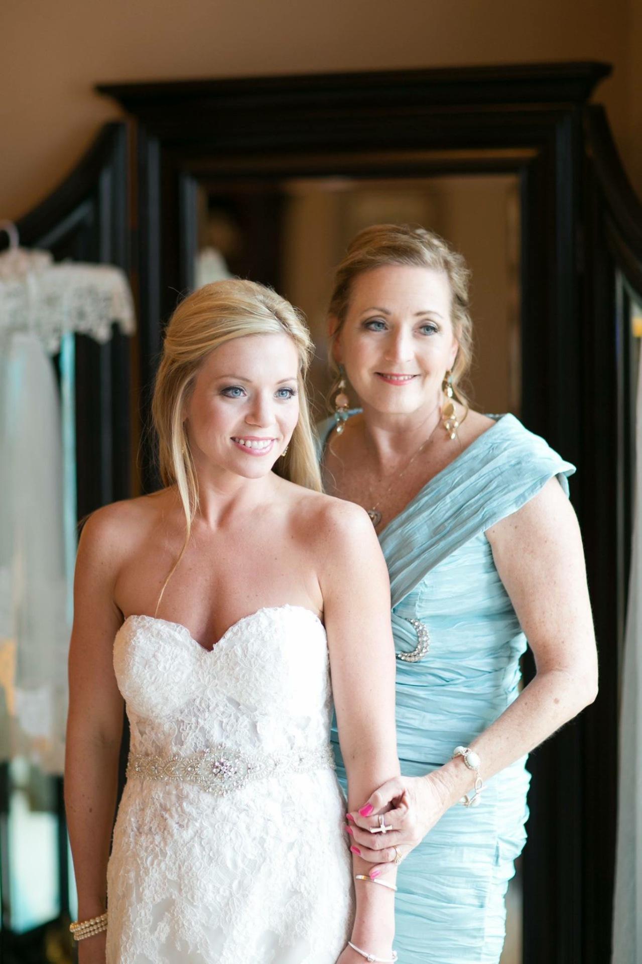 Breast Cancer Warrior:  Julie Bradley