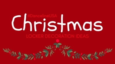 Christmas Locker Decoration Ideas