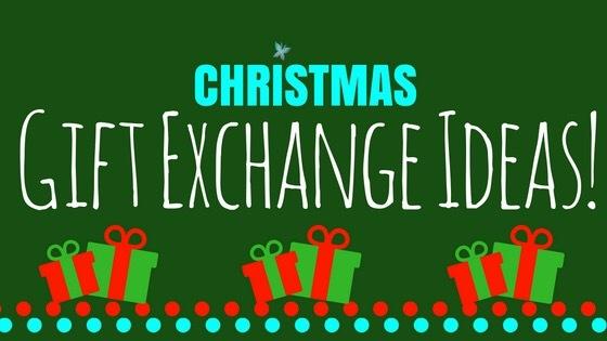 Gift Exchange Ideas