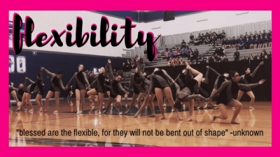 Radiate: Flexibility- the intro