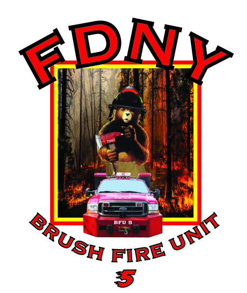 FDNY T-Shirt Design