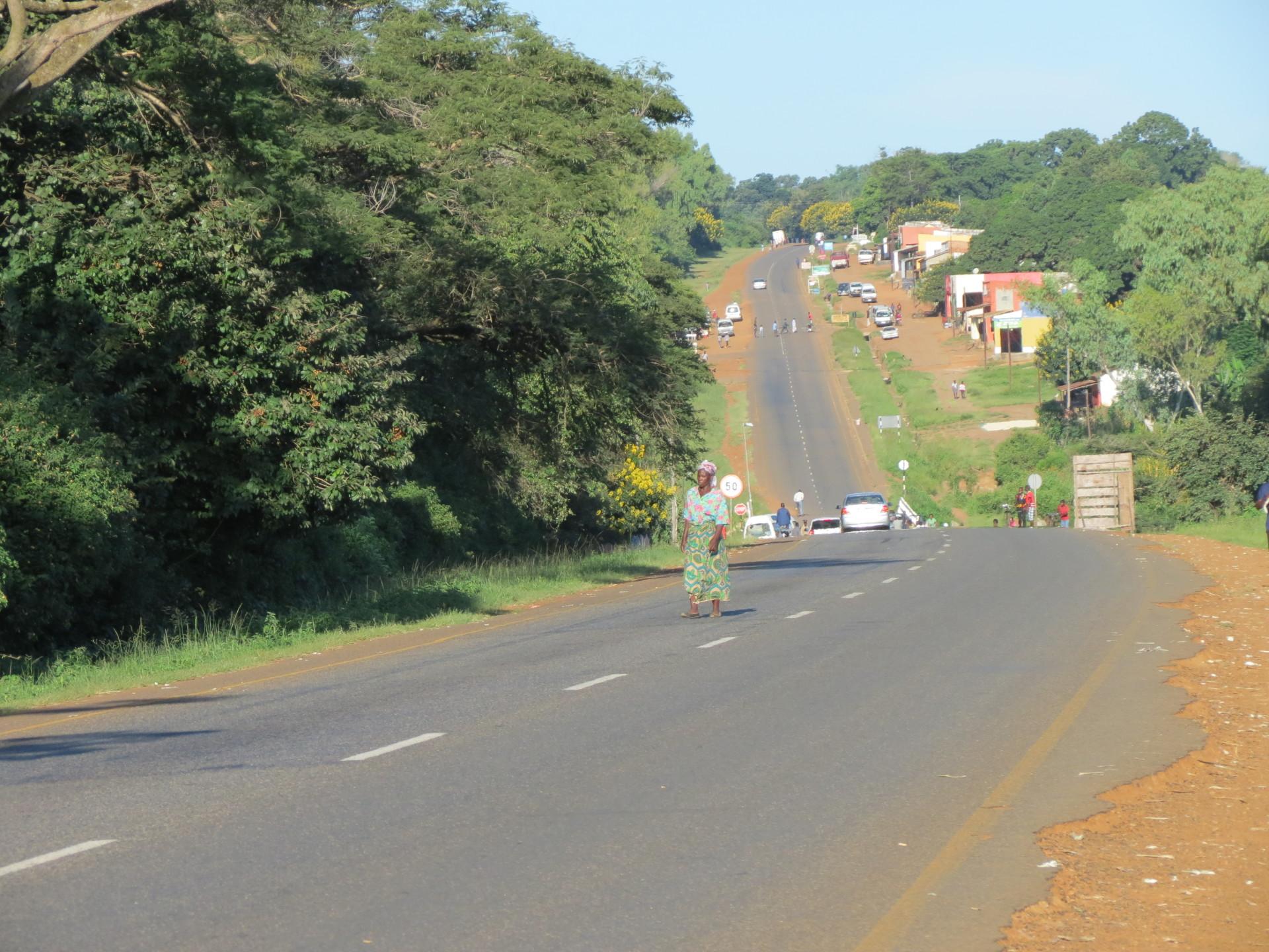 Lilongwe-Mchinji Road