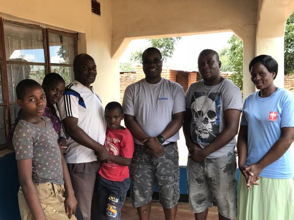 Waliranji, Malawi.