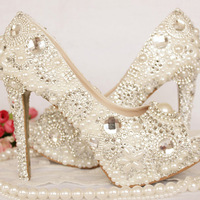 crystals, shoes, bridal, Pittsburgh PA, custom design shoes