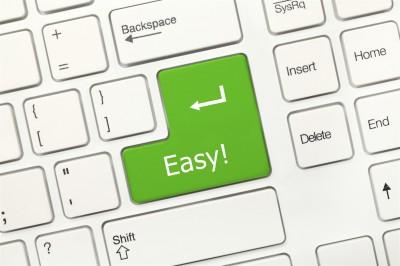Easy Key on Keyboard