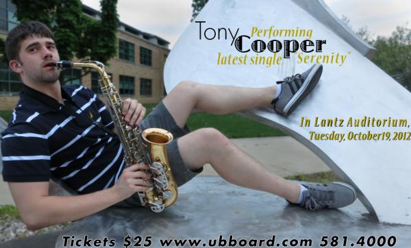 Creative Project: Concert Flyer