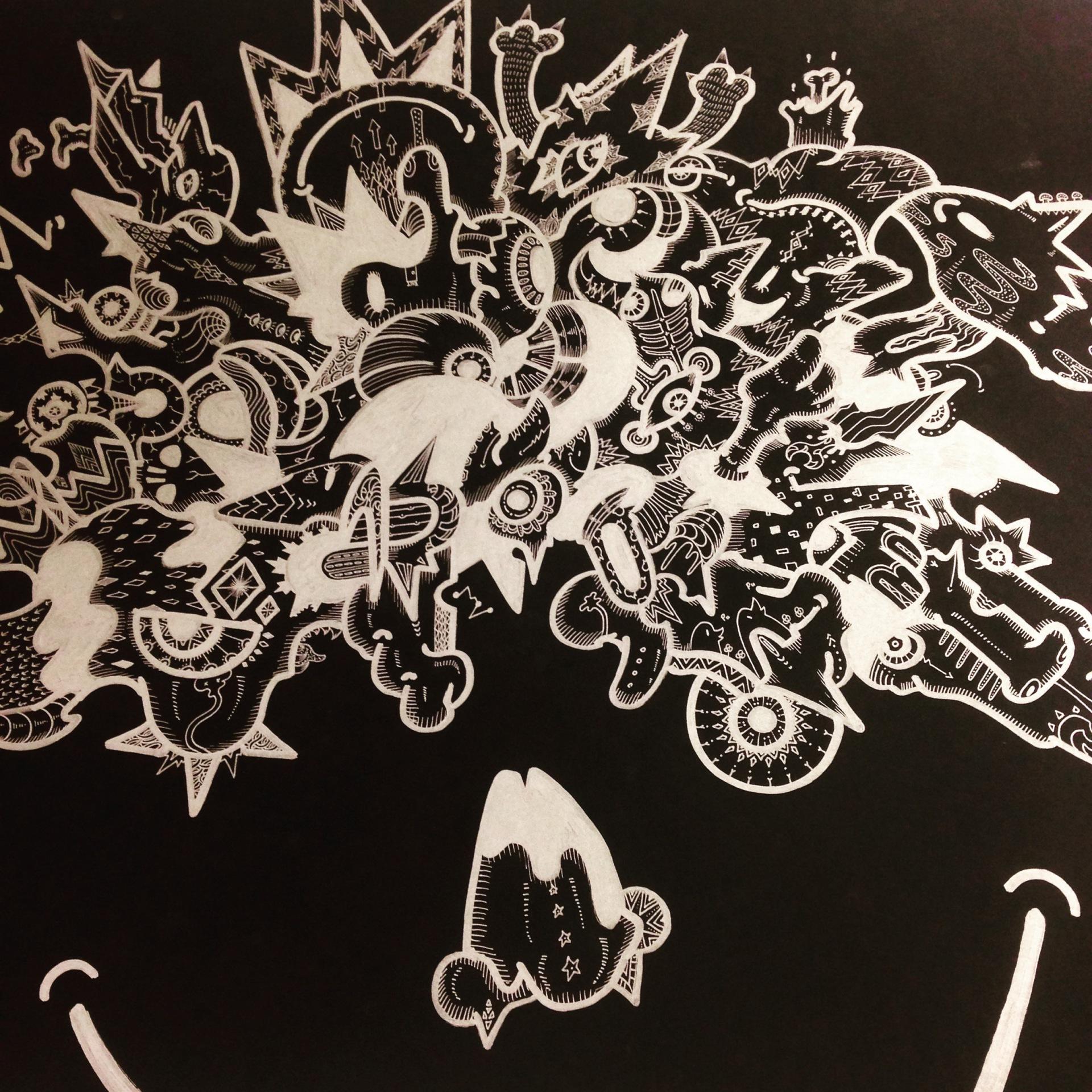 zunzima drawing