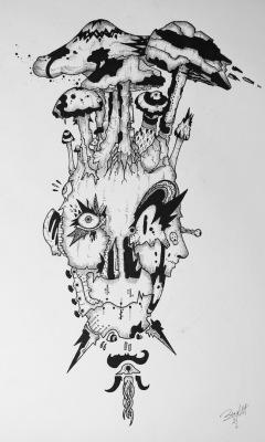 zunzima art drawing