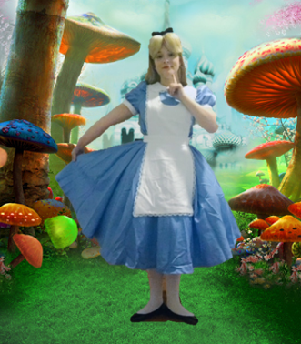 Alice in Wonderland (NEW!)