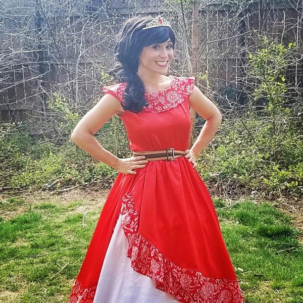 Elena or avalor princess party