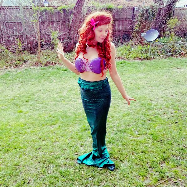little mermaid ariel party