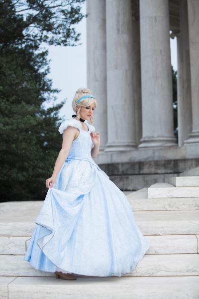 Cinderella children's party