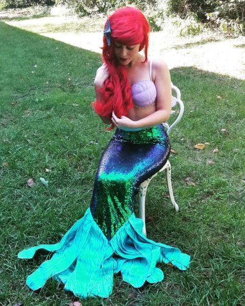 little mermaid ariel party