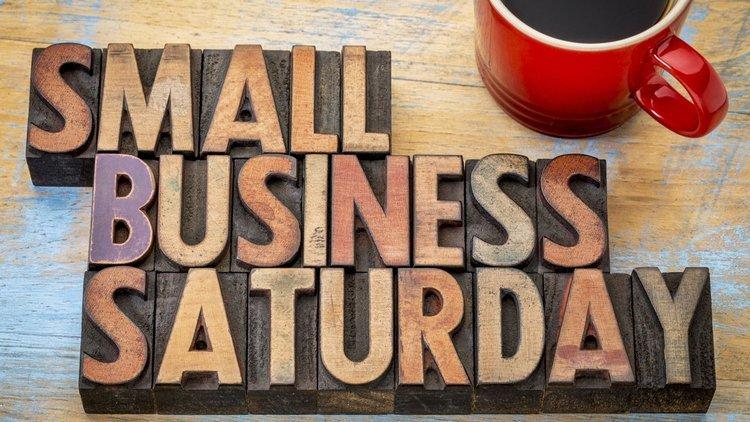 Small Business Saturday Nov 25th