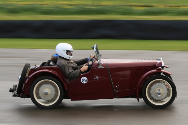 Winter Goodwood Track Day Returns