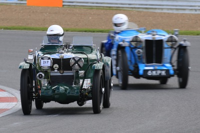 Triple-Ms on form at Silverstone for the VSCC Season Opener