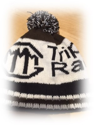 Custom Triple-M Racing Woolly Hats available now