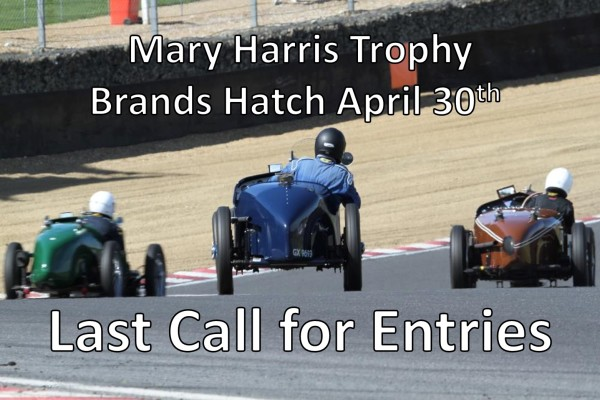 Last Chance for Brands! 27 Entries so far