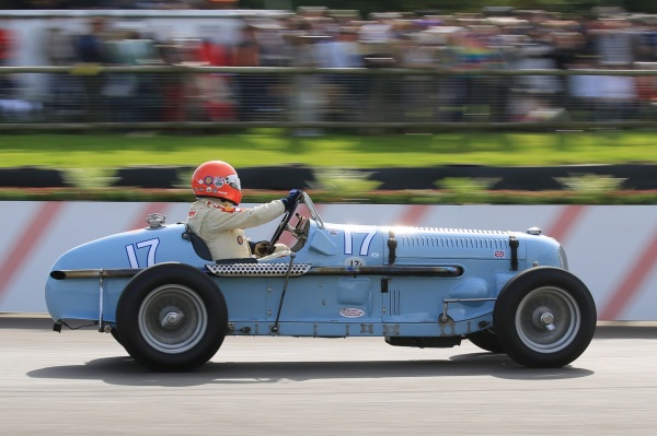 Goodwood Revival Triple-M's in Action