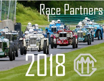 Last Call for 2018 Race Partners