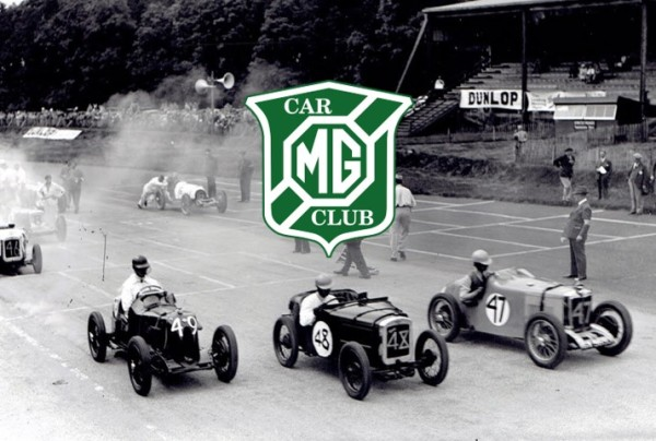 MGCC Donington open for entries