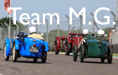Cadwell Intermarque Challenge, join Team M.G.