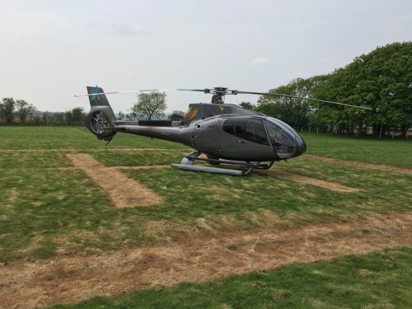 Eurocopter at The Fighting Cocks