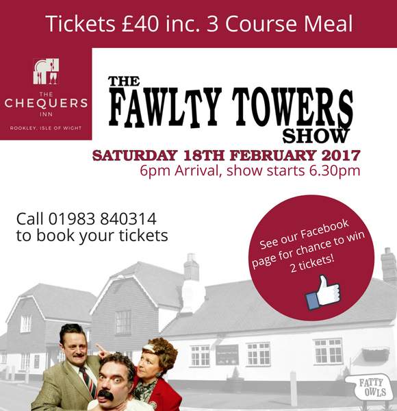 Fawlty Towers at The Chequers Inn