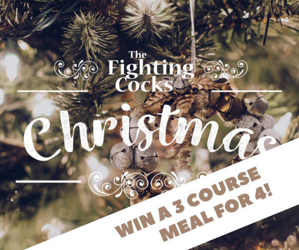 Win a 3 Course Xmas Meal