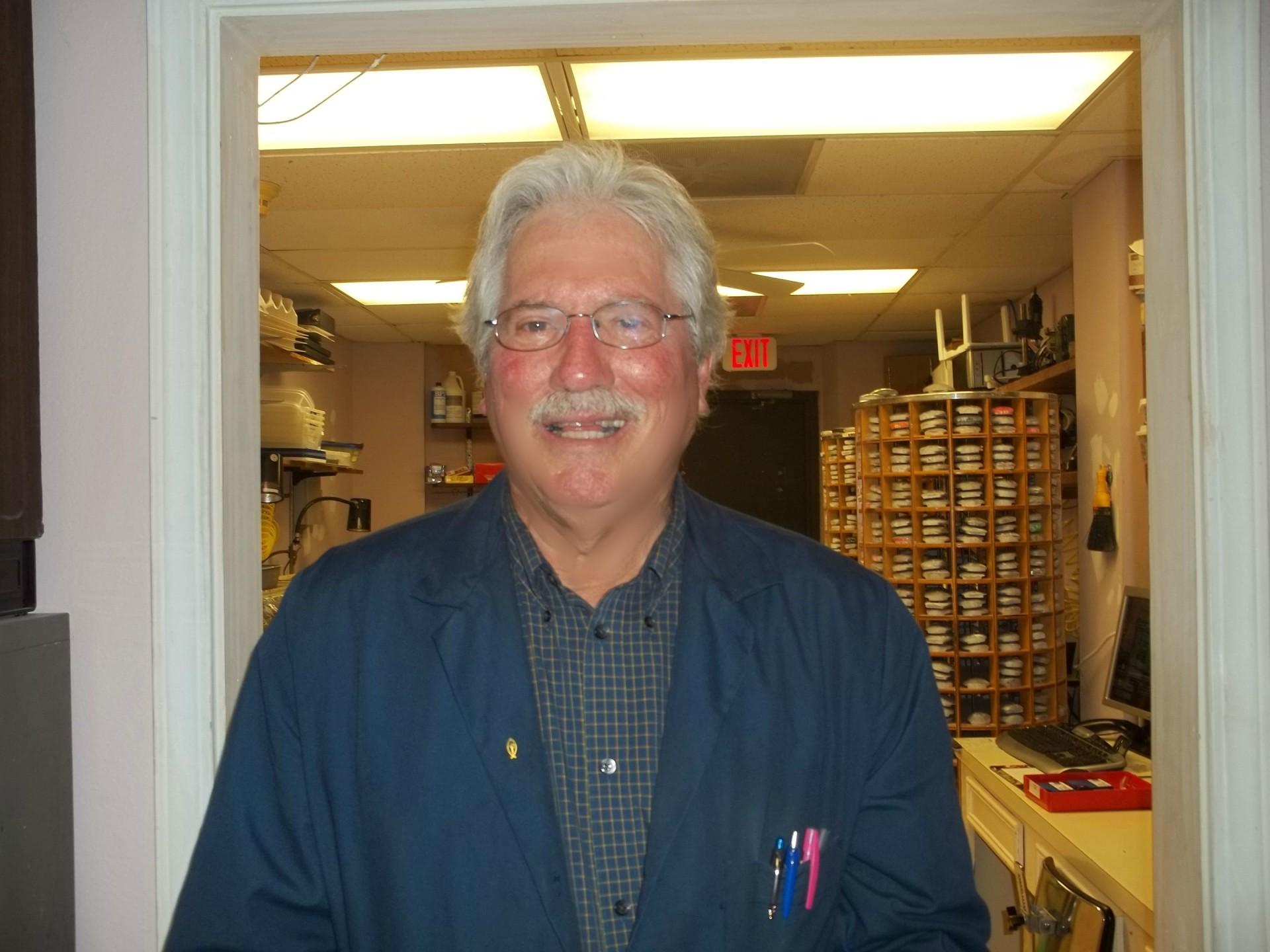 Dr. George Paul Fink, O.D.