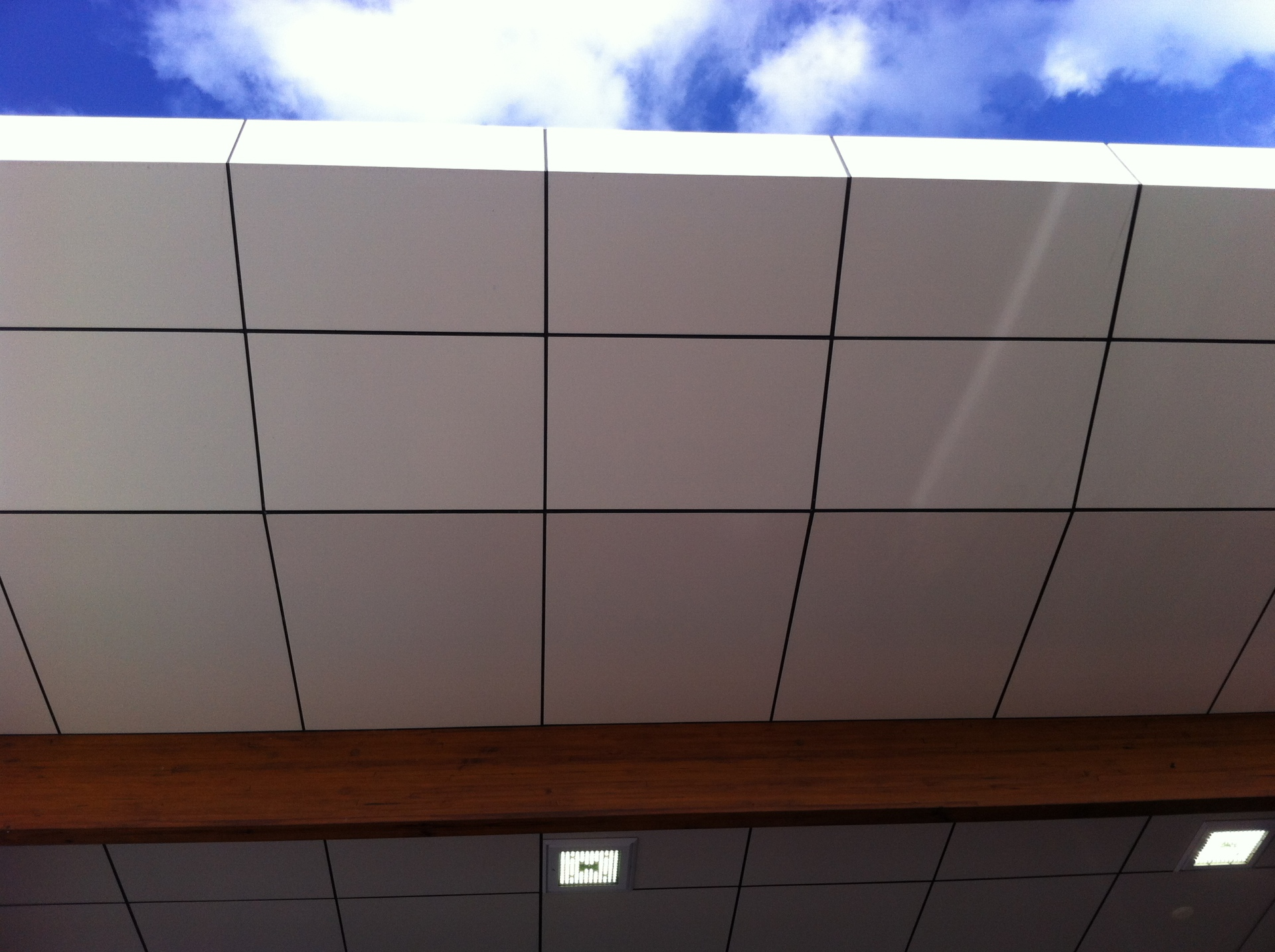 cladding brisbane, aluminium composite panels