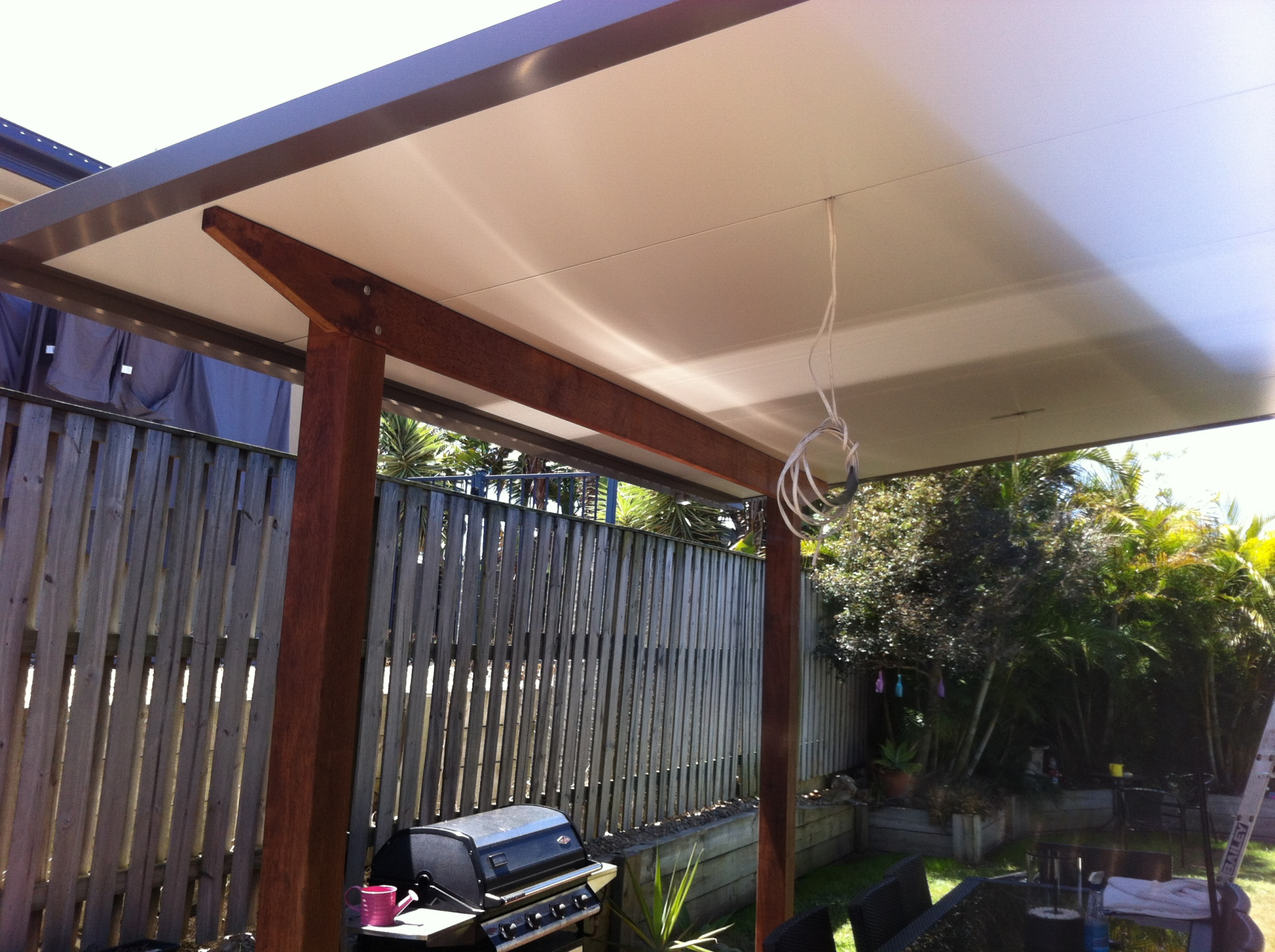 flyover insulated patio roof, pergolas, patios, brisbane
